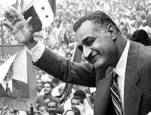 Gamal Abdel Nasser Foto: Blogspot.com