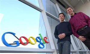 Larry Page dan Sergey Brin Foto: Blogspot.com